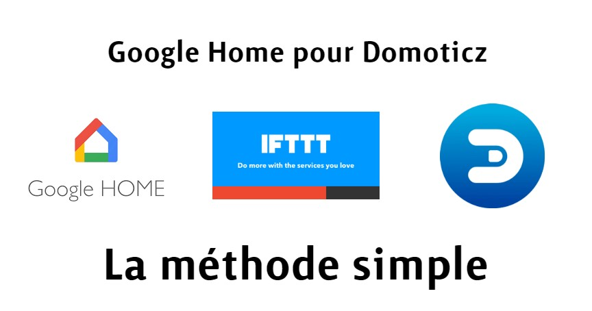 IFTTT-GoogleHome-Domoticz-simple